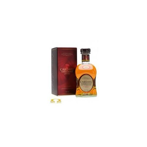 Whisky cardhu amber rock double matured 0,7l marki Classic malts of scotland