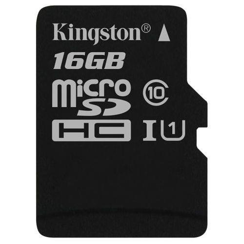 Karta pamięci canvas select sdhc 16gb marki Kingston