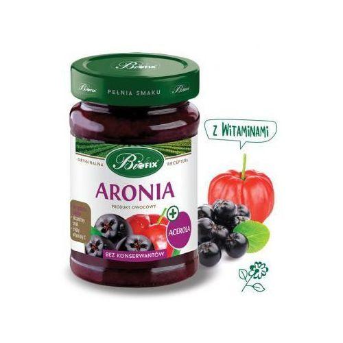 Produkt owocowy z aronią i sokiem z aceroli 290g Bifix z kategorii Dżemy i konfitury