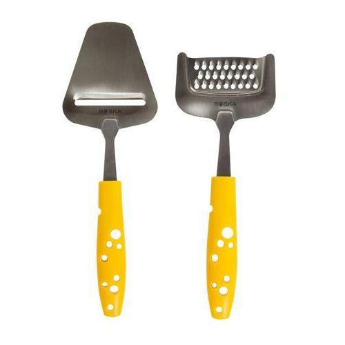 - zestaw 2 narzędzi do sera cheesy marki Boska