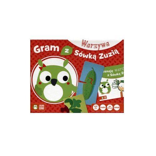 Gram z sówką Zuzią - Warzywa (5901761113563)