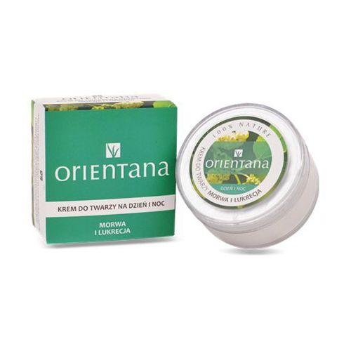 Orientana - krem do twarzy morwa i lukrecja