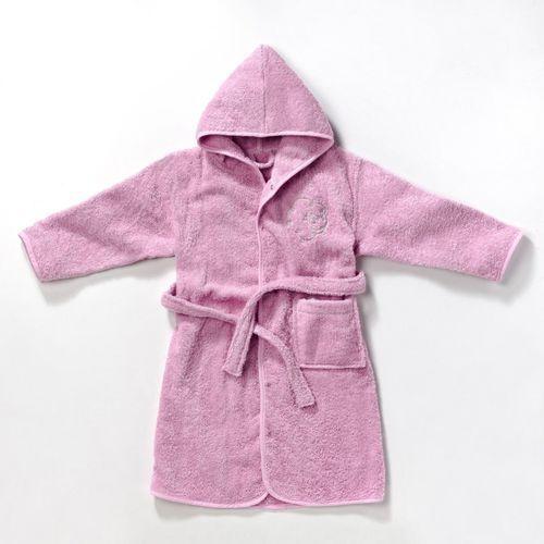 R mini Dziecięcy lub niemowlęcy szlafrok z tkaniny frotte 420g/m², betsie