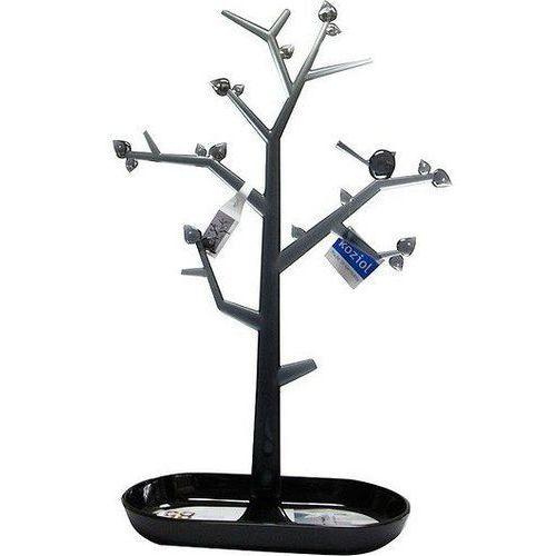 Drzewko na biżuterię (antracytowe) marki Koziol