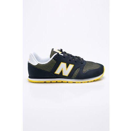 New balance - buty dziecięce kd373nry
