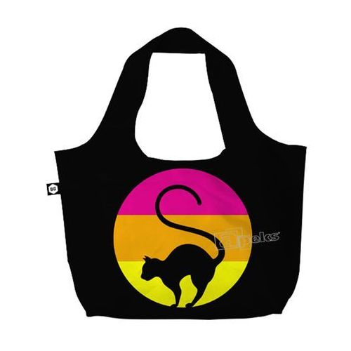 eco bags eco torba na zakupy 3w1 - pussy cat marki Bg berlin