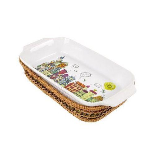 Naczynie ceramiczne żaroodporne 1.5l km-6304 marki Kamille