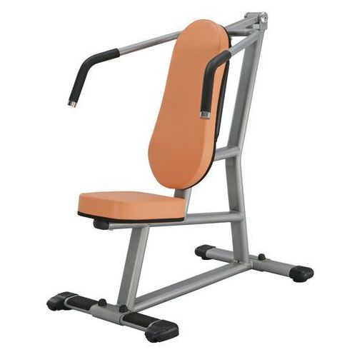Maszyna do wyciskania na mięśni barków inSPORTline, Pomarańczowy