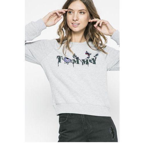 - bluza floral marki Tommy hilfiger