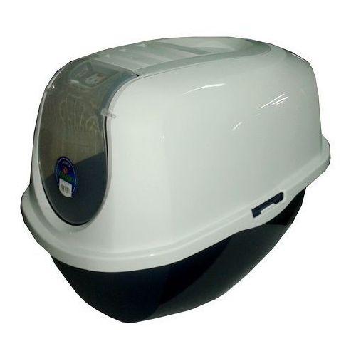 Yarro /moderna toaleta z filtrem eco-line classic srebrna [y3410]
