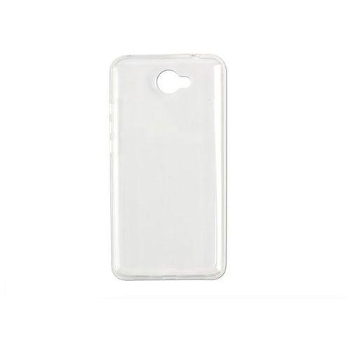 Huawei Y7 - etui na telefon Ultra Slim - przezroczyste