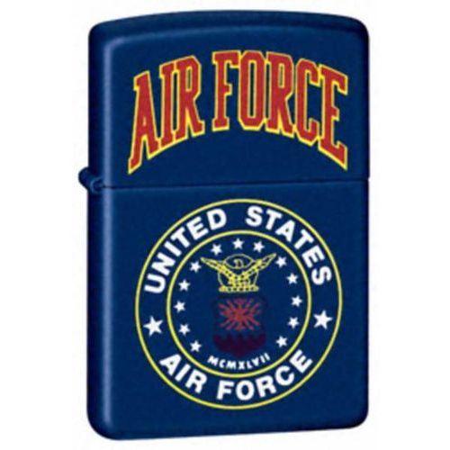Zapalniczka ZIPPO U.S. Air Force, Navy Matte (Z239541), towar z kategorii: Zapalniczki