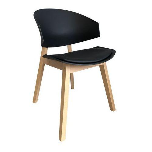 Krzesło Scandi black, EX153BBK