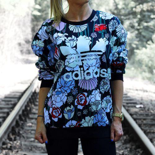 Bluza adidas Trefoil marki adidas Originals