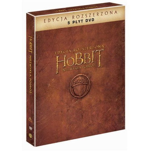 Hobbit: niezwykła podróż edycja rozszerzona marki Galapagos films / warner bros. home video