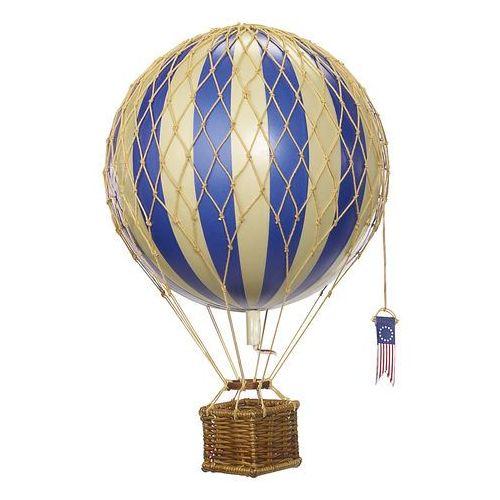 balon travels light, niebieski ap161d marki Authentic models