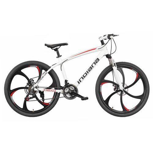 Indiana Rower INDIANA X-Rock 3.6 Biały + Zamów z DOSTAWĄ JUTRO! + 5 lat gwarancji na ramę! + Ekstra niska cena! + DARMOWY TRANSPORT!