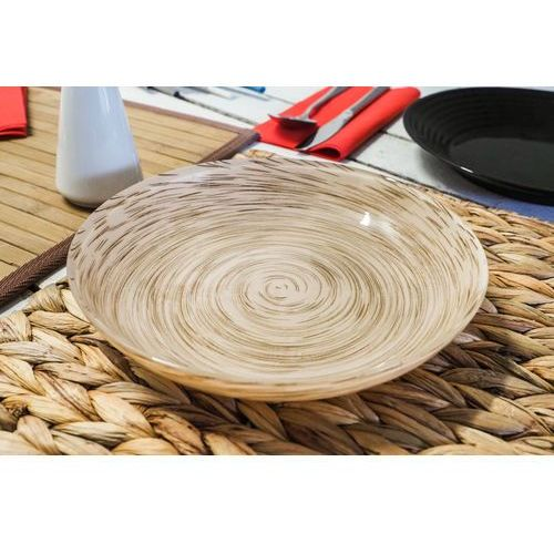 Luminarc stonemania cappuccino talerz głęboki 20 cm