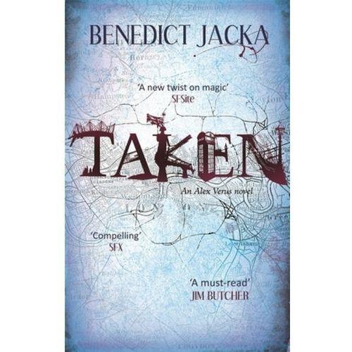 Benedict Jacka - Taken