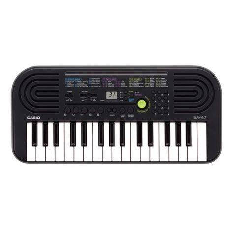 CASIO SA 47 keyboard (4971850321088)