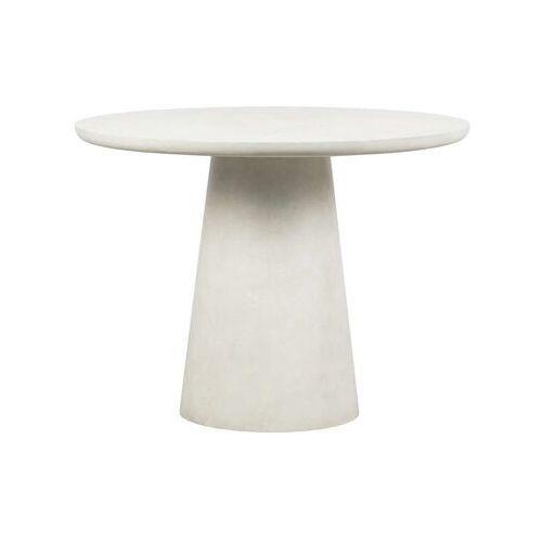 Woood stół damon biały 76xø100 373343-w (8714713108411)
