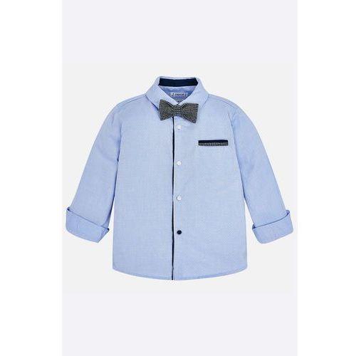 - koszula dziecięca + mucha 92-134 cm marki Mayoral