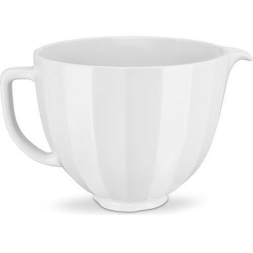 Dzieża do mikserów kitchenaid white shell 4,7 l (5413184001315)