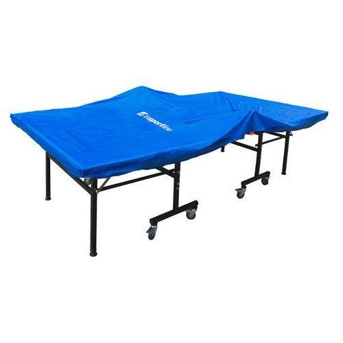 Insportline Ochronny pokrowiec na stół do tenisa stołowego voila, niebieski (8596084050311)