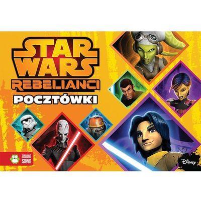 Star Wars Rebelianci Pocztówki - Wysyłka od 3,99 - porównuj ceny z wysyłką (2015)