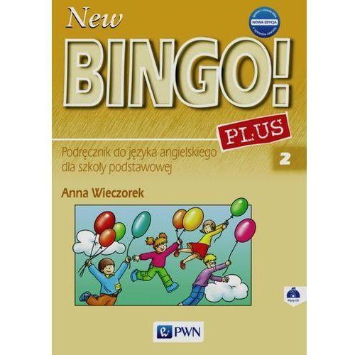 New Bingo! Plus 2 Podręcznik + 2CD - Wysyłka od 3,99 - porównuj ceny z wysyłką (64 str.)