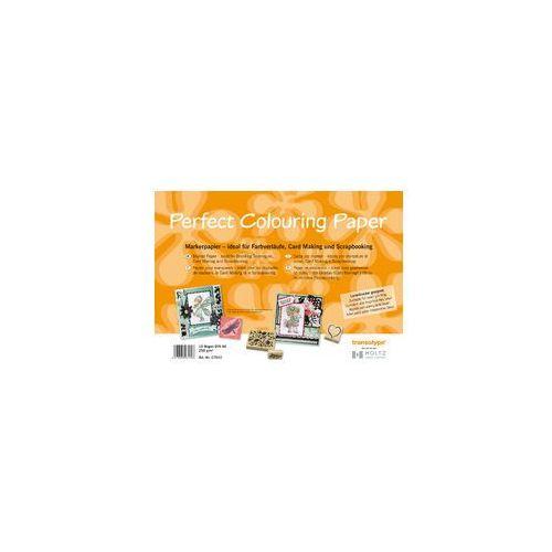 COPIC Perfect Colouring Paper Blok A4 250g/10szt z kategorii Pozostałe malarstwo i artykuły plastyczne