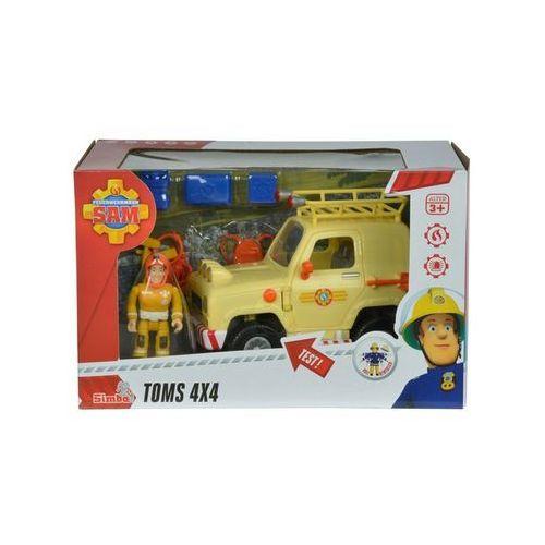 Strażak sam jeep ratunkowy - toys marki Simba