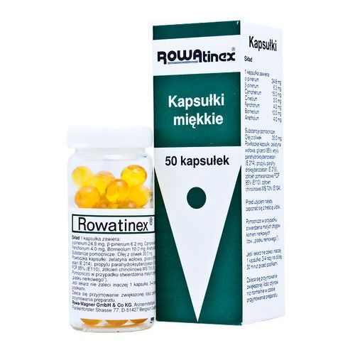 Kapsułki Rowatinex