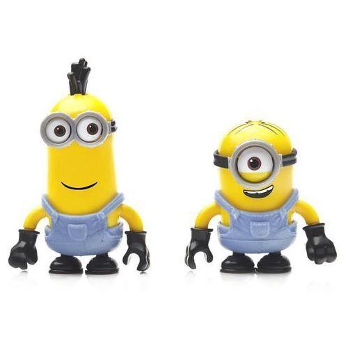 Mega Bloks Minionki Figurki z pojazdem 188 el *