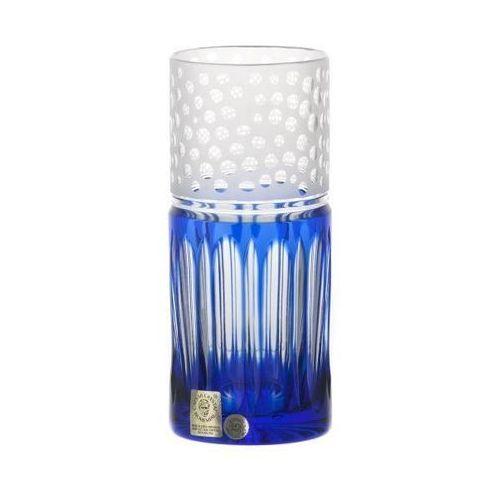 34873 Szklanka Dalmatyńczyk, kolor niebieski, objętość 350 ml