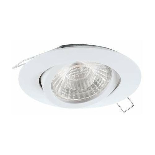 Eglo Tedo 98641 oczko lampa wpuszczana downlight 1x5W GU10 biały