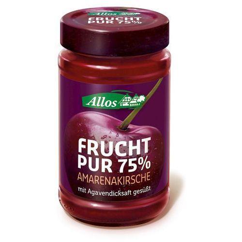 Mus Wiśniowy Amarena (75% Owoców) BIO 250 g Allos