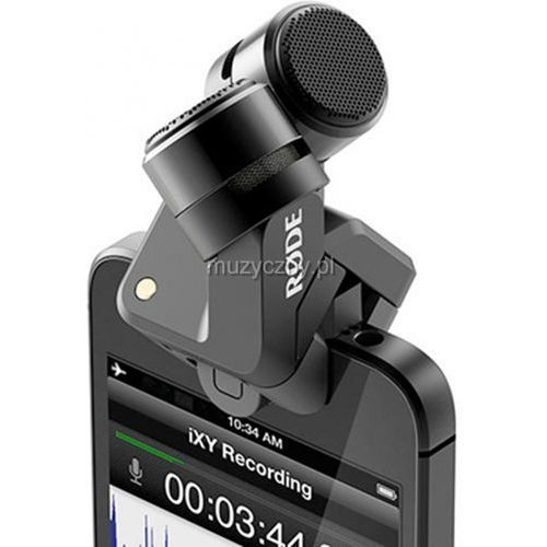 ixy lightning mikrofon stereofoniczny do iphone, ipad marki Rode