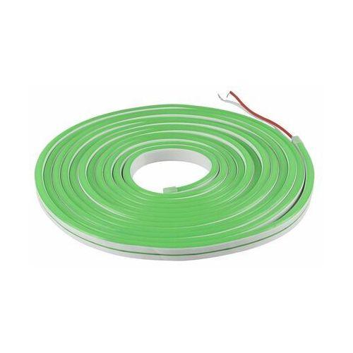 Neon LED IP65 5 m zielony Polux (5901508315076)