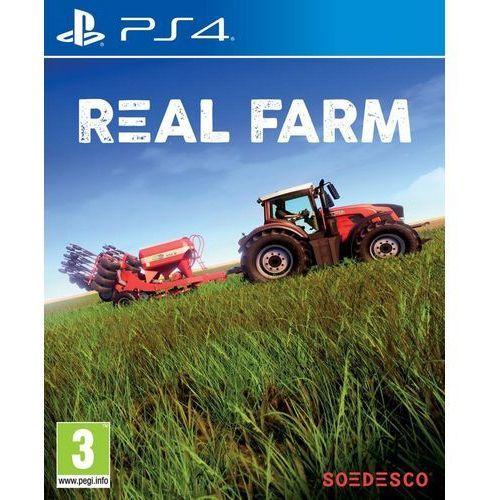 Real Farm (PS4). Najniższe ceny, najlepsze promocje w sklepach, opinie.