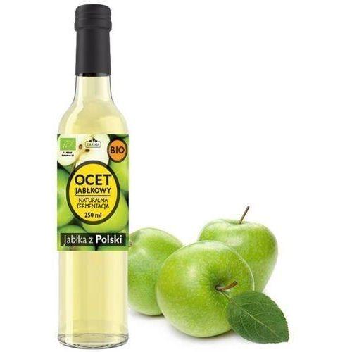 bio ocet jabłkowy 6% kwasowości 250ml marki Dr gaja