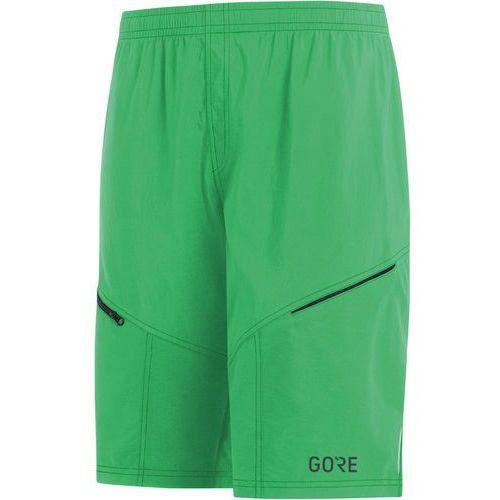 GORE WEAR C3 Classic Spodnie rowerowe Mężczyźni zielony L 2018 Spodenki rowerowe