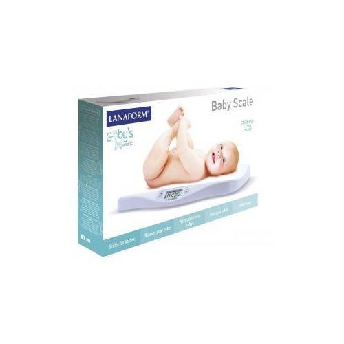 Waga  baby scale dla dzieci i noworodków od producenta Lanaform