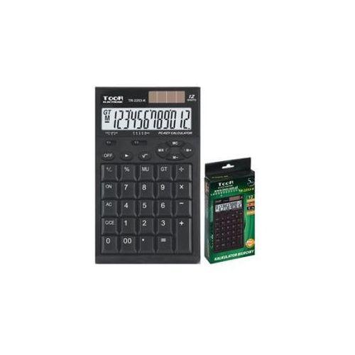 Kalkulator biurowy toor tr-2253k 12-pozycyjny marki Kw trade