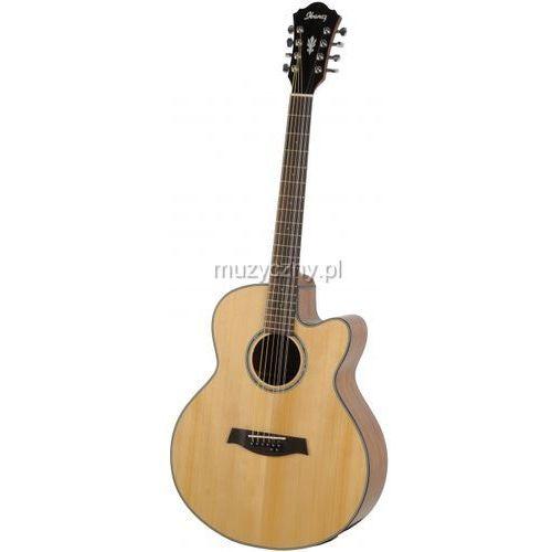 Ibanez AEL 108 TD NT gitara elektroakustyczna ośmiostrunowa