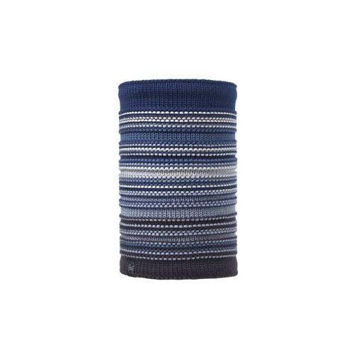 Buff Komin neckwarmer knitted polar neper blue ink - neper blue ink