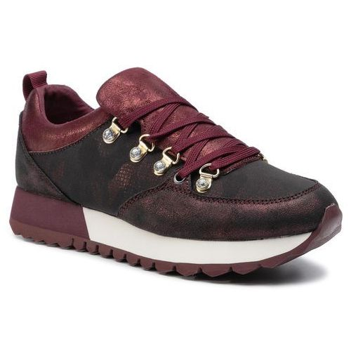 Sneakersy S.OLIVER - 5-23622-33 Bordeaux Comb 582