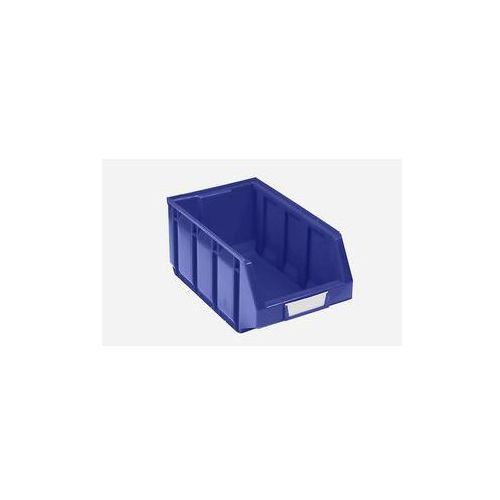Vipa Otwarty pojemnik magazynowy z polietylenu,dł. x szer. x wys. 345 x 205 x 164 mm