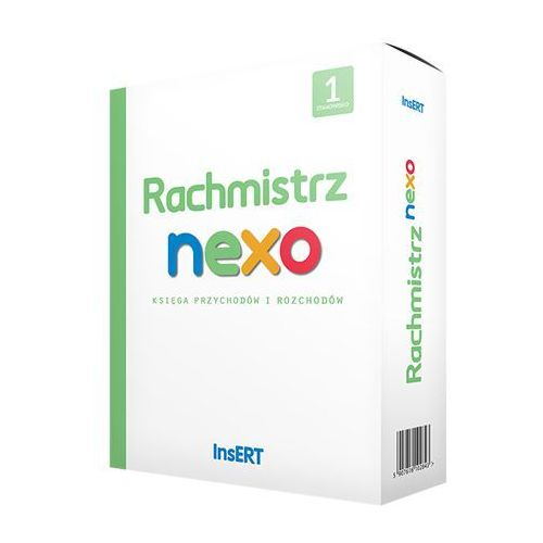 Program Insert Rachmistrz nexo (PRO na 1 stanowisko)