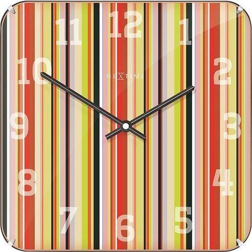 Zegar ścienny Smithy Dome kwadratowy